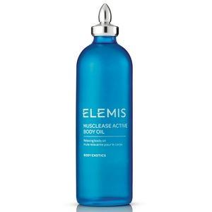 Elemis musclease oil